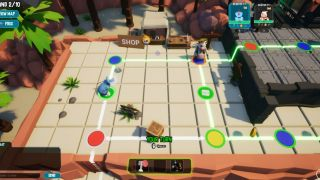 Party Arena: Board Game Battler