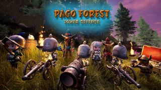 PAGO FOREST : TOWER DEFENSE