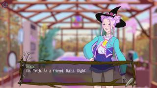 So May It Be: A Witch Dating Simulator