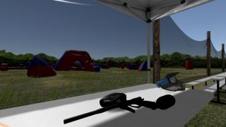 Tournament Paintball VR