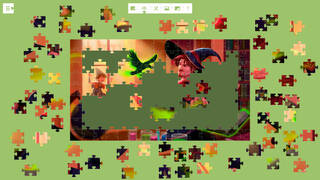Magic Lessons in Wand Valley - jigsaw puzzle