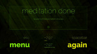 Gamitate The Meditation Game
