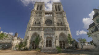 Notre-Dame de Paris: Journey Back in Time