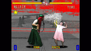 FISTS OF FIRE 美鈴伝説