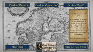 Great Battles of Carolus XII