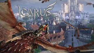 Icarus - Популярная MMORPG получила глобальное обновление