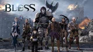 Bless - Расы и классы ЗБТ2