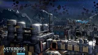 """Asteroids: Outpost - Анонс новой """"песочницы"""" про выживание от Atari"""