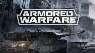 Armored Warfare - Демонстрация игрового процесса на карте «Воздушная тревога»
