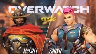 Overwatch - Дата ЗБТ и два новых персонажа