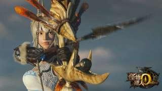 Monster Hunter Online - Дата ЗБТ и новое видео