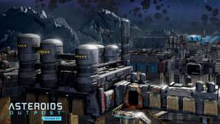 Asteroids: Outpost - Первая демонстрация игрового процесса