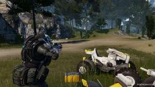Project Genom - Новая Sci-Fi мморпг на движке Unreal Engine 4 готовится к дебюту в Steam Greenlight
