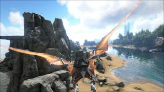 ARK: Survival Evolved - Анонсирован новый Action/Survival с динозаврами
