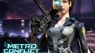 Metro Conflict - Анонс нового корейского онлайн-шутера для западного рынка