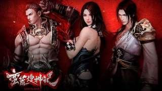 Редактор персонажей God Slayer - видео с первого китайского ЗБТ