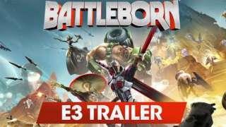 Трейлер Battleborn к E3 2015