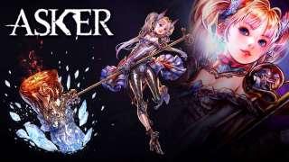 Заново знакомимся с игровыми персонажами Asker