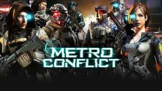 Предрелизный публичный стресс-тест Metro Conflict запущен