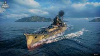 Состоялся запуск ОБТ World of Warships