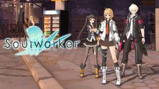 Информация о дате выхода и тестировании Soul Worker в Японии