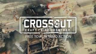 Трейлер Crossout с Gamescom 2015