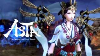 Анонс западной версии Asta: The War of Tears от Webzen