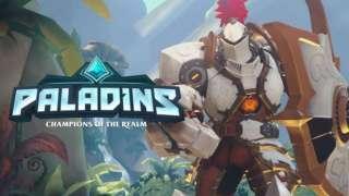 Демонстрация Paladins: Champions of the Realm на TwitchCon 2015