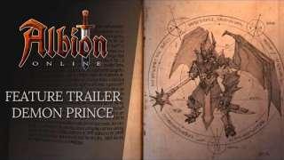 Разработчики Albion Online познакомили игроков с принцем демонов