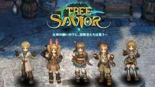 G*Star 2014: Трейлер и геймплейные кадры Tree Of Savior