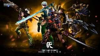 Ultimate Weapon - Демонстрация персонажей и их способностей