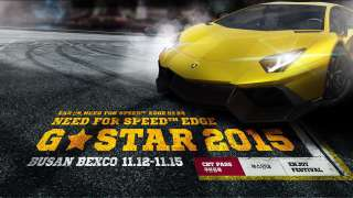 Need For Speed EDGE - Анонс ЗБТ и другие новости с G*Star 2015
