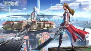 Китайская Sci-Fi MMORPG Evofuture отважилась на первое ЗБТ после 9 лет разработки