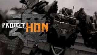 Первый публичный показ геймплея Project HON