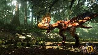 Игровой процесс с ОБТ Monster Hunter Online