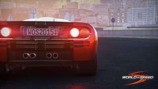Стартовал третий этап закрытого альфа-тестирования русской версии World of Speed