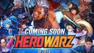 Открылся англоязычный сайт HeroWarz