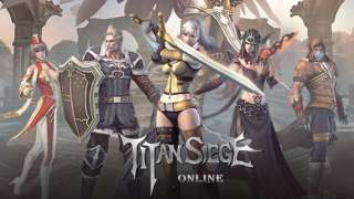 Стартовало ОБТ Titan Siege