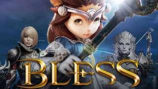 Видеопревью классов, рас и брони из редактора персонажей Bless