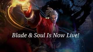 Состоялся запуск EU/NA версии Blade & Soul