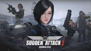Сравнительное видео Sudden Attack и Sudden Attack 2 от Nexon