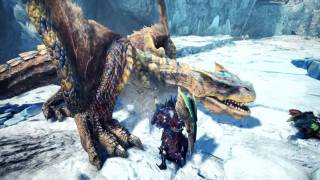 Расширение «Iceborne» для Monster Hunter: World получило дату выхода на PC