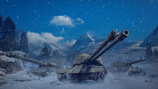 World of Tanks: обновление 1.7.1 с двуствольными танками установлено на сервера