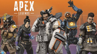 Стрим Apex Legends — В погоне за ТОП 1