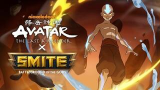 Персонажи из Аватар Легенда об Аанге и Аватар Легенда о Корре станут скинами в SMITE