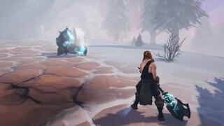 Новый этап альфа-теста Frozen Flame начнется в июле. Наборы раннего доступа уже в продаже