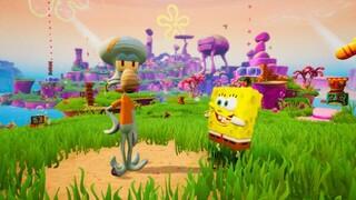 Стрим SpongeBob SquarePants Battle for Bikini Bottom Rehydrated  Кто проживает на дне океана?