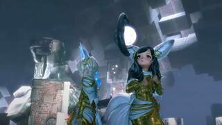 Корейская версия MMORPG Blade and Soul получила обновление с новым классом
