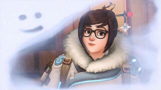 Новой героиней в MOBA Heroes of the Storm стала Мэй из Overwatch