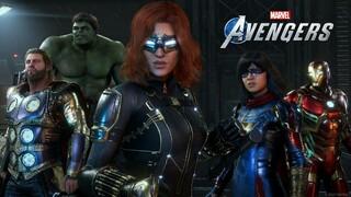 Marvels Avengers  Сюжетный трейлер, геймплей за Тора и демонстрация кооператива